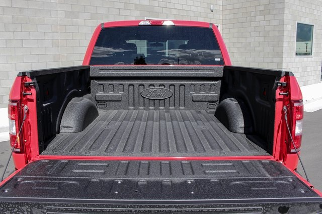 2018 F-150 SuperCrew Cab 4x4, Pickup #1F80034 - photo 10
