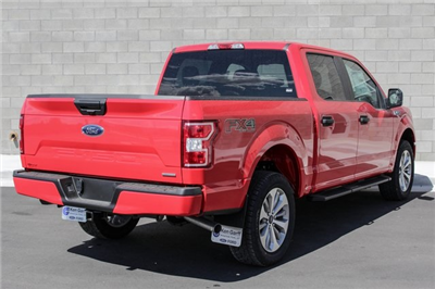 2018 F-150 SuperCrew Cab 4x4, Pickup #1F80034 - photo 2