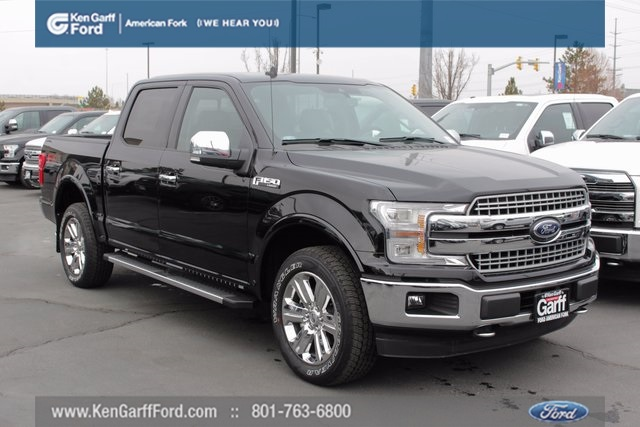 2018 F-150 SuperCrew Cab 4x4, Pickup #1F80048 - photo 1