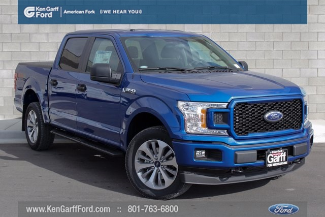 2018 F-150 SuperCrew Cab 4x4,  Pickup #1F80059 - photo 1