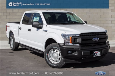 2018 F-150 SuperCrew Cab 4x4, Pickup #1F80062 - photo 1