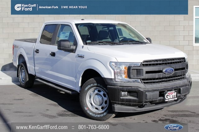 2018 F-150 SuperCrew Cab 4x4,  Pickup #1F80071 - photo 1