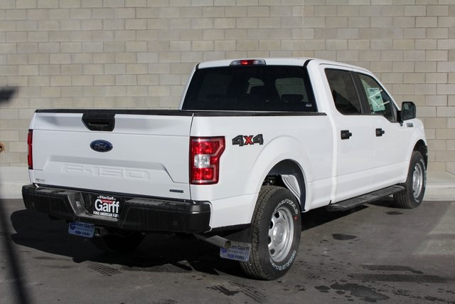 2018 F-150 SuperCrew Cab 4x4,  Pickup #1F80071 - photo 2