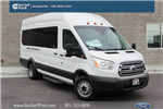 2018 Transit 350 HD High Roof DRW, Passenger Wagon #1F80079 - photo 1