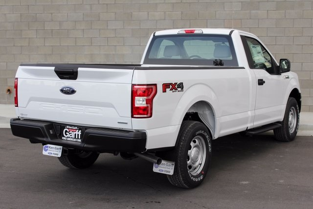 2018 F-150 Regular Cab 4x4, Pickup #1F80096 - photo 2