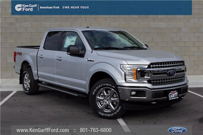 2018 F-150 SuperCrew Cab 4x4,  Pickup #1F80226 - photo 1