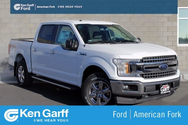 2018 F-150 SuperCrew Cab 4x4,  Pickup #1F80242 - photo 1