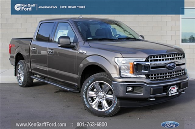 2018 F-150 SuperCrew Cab 4x4, Pickup #1F80281 - photo 1