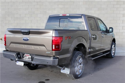 2018 F-150 SuperCrew Cab 4x4,  Pickup #1F80281 - photo 2