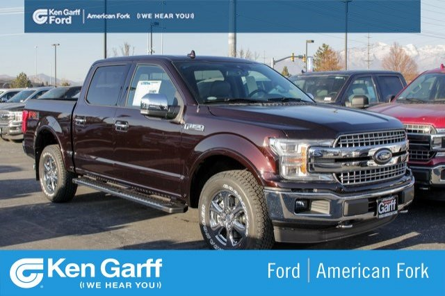 2018 F-150 SuperCrew Cab 4x4,  Pickup #1F80295 - photo 1