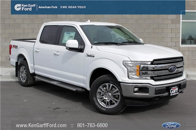 2018 F-150 SuperCrew Cab 4x4,  Pickup #1F80336 - photo 1