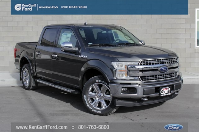 2018 F-150 SuperCrew Cab 4x4, Pickup #1F80388 - photo 1