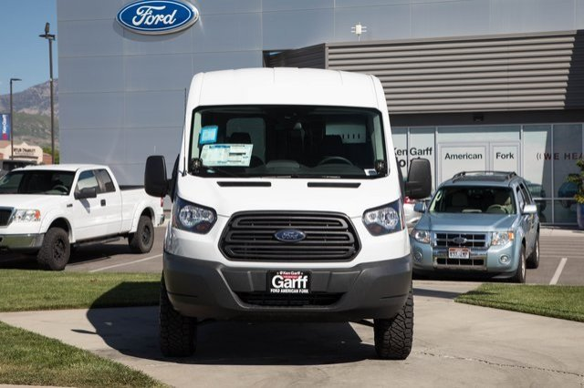 2018 Transit 350 Med Roof 4x2,  Upfitted Cargo Van #1F80416 - photo 3