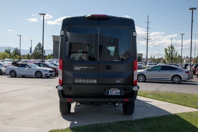 2018 Transit 350 Med Roof 4x2,  Upfitted Cargo Van #1F80416 - photo 8