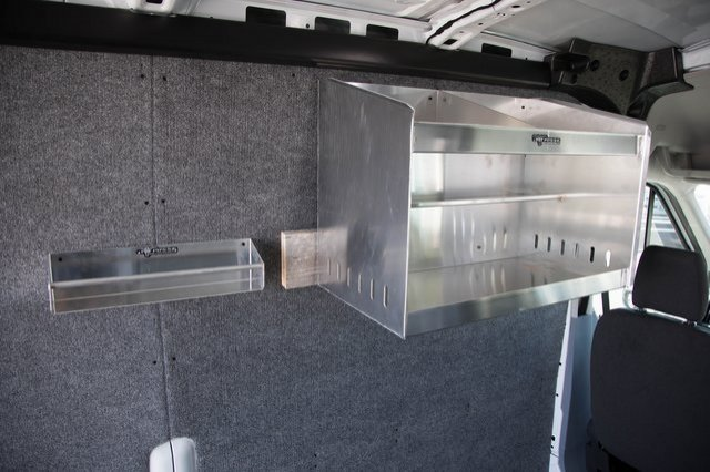 2018 Transit 350 Med Roof 4x2,  Upfitted Cargo Van #1F80416 - photo 21
