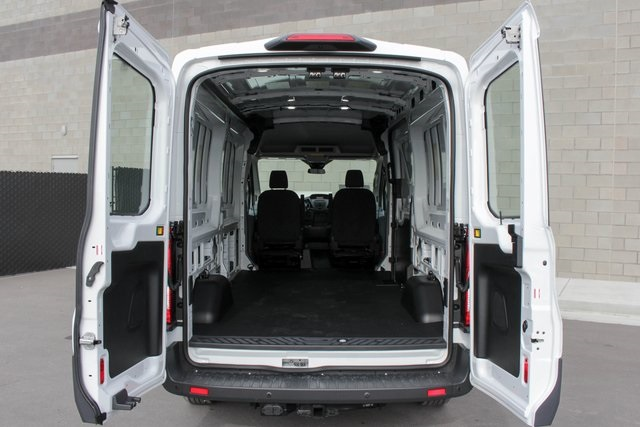 2018 Transit 350 Med Roof, Cargo Van #1F80416 - photo 2