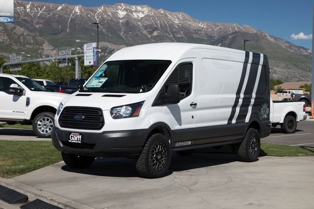 2018 Transit 350 Med Roof,  Upfitted Cargo Van #1F80416 - photo 5