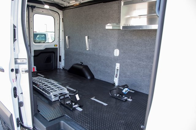 2018 Transit 350 Med Roof,  Upfitted Cargo Van #1F80416 - photo 22