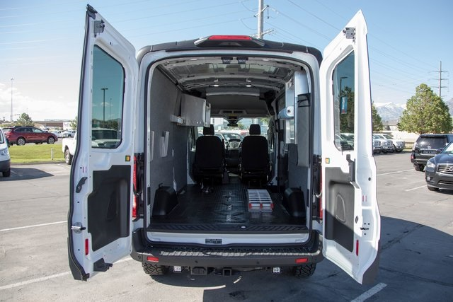 2018 Transit 350 Med Roof,  Upfitted Cargo Van #1F80416 - photo 2