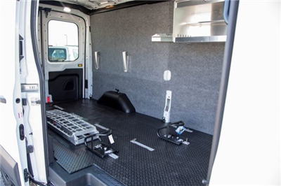 2018 Transit 350 Med Roof 4x2,  Upfitted Cargo Van #1F80416 - photo 19