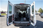 2018 Transit 350 Med Roof 4x2,  Upfitted Cargo Van #1F80416 - photo 2