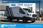 2018 Transit 350 Med Roof 4x2,  Upfitted Cargo Van #1F80416 - photo 1