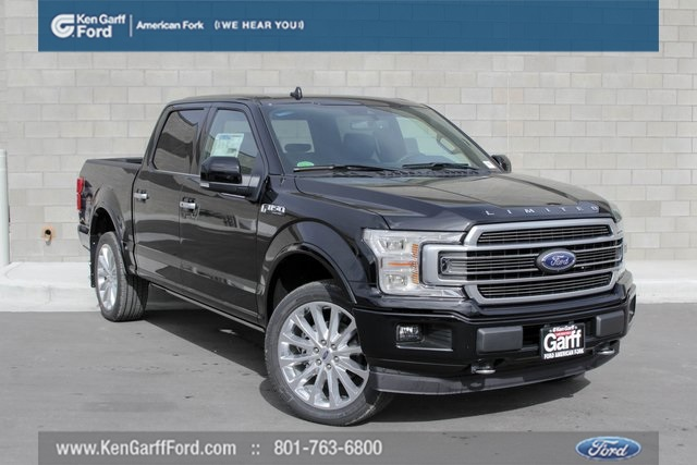 2018 F-150 SuperCrew Cab 4x4,  Pickup #1F80459 - photo 1