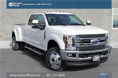2018 F-350 Crew Cab DRW 4x4, Pickup #1F80482 - photo 1