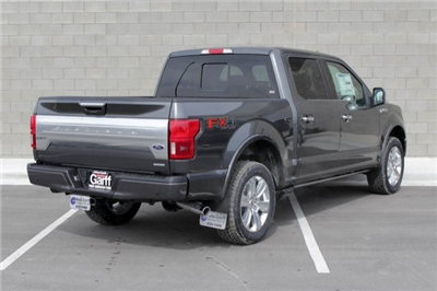 2018 F-150 SuperCrew Cab 4x4,  Pickup #1F80546 - photo 2