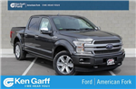 2018 F-150 SuperCrew Cab 4x4,  Pickup #1F80546 - photo 1
