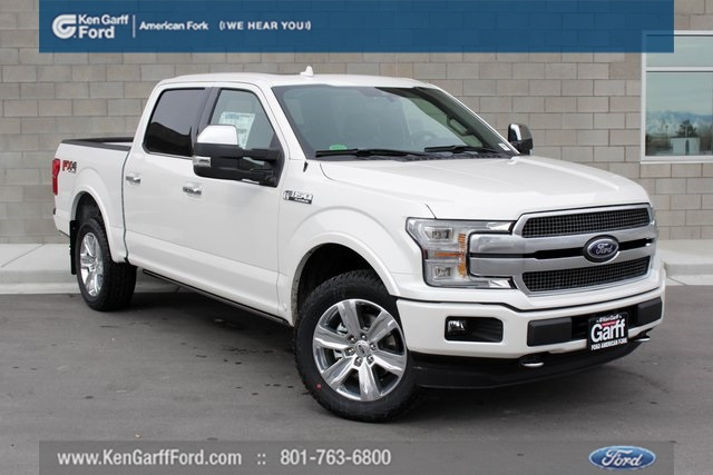 2018 F-150 SuperCrew Cab 4x4, Pickup #1F80552 - photo 1