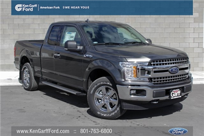 2018 F-150 Super Cab 4x4, Pickup #1F80567 - photo 1