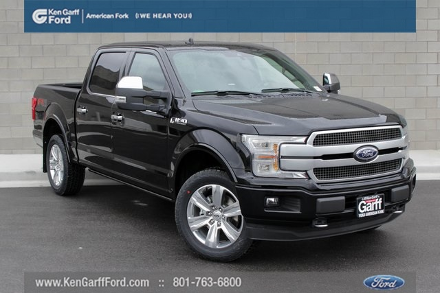 2018 F-150 SuperCrew Cab 4x4, Pickup #1F80570 - photo 1