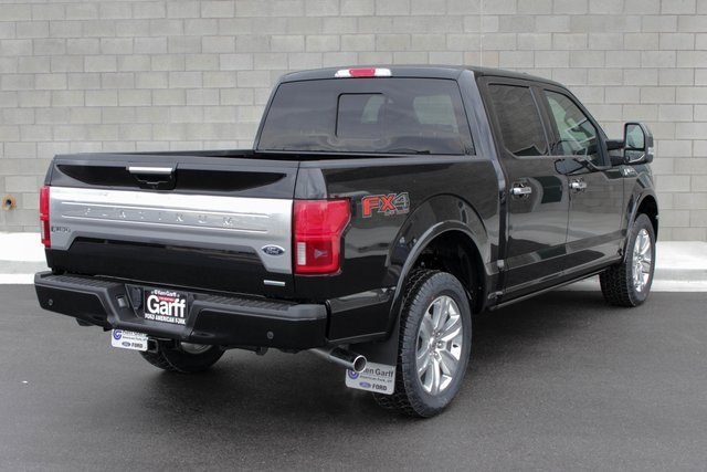 2018 F-150 SuperCrew Cab 4x4, Pickup #1F80570 - photo 2