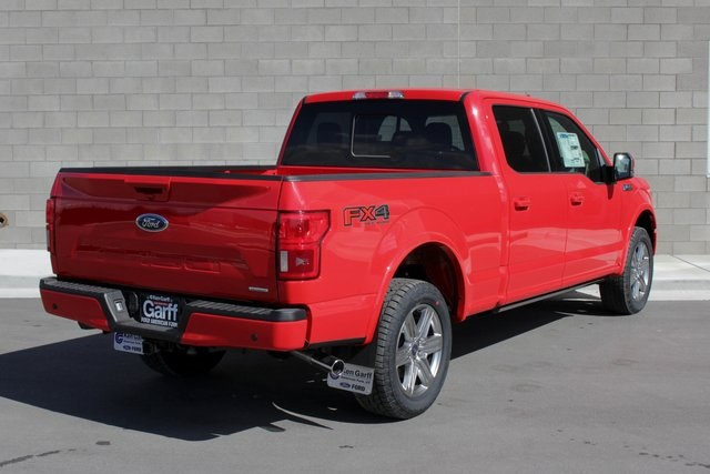 2018 F-150 SuperCrew Cab 4x4, Pickup #1F80622 - photo 2