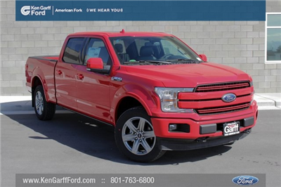 2018 F-150 SuperCrew Cab 4x4, Pickup #1F80622 - photo 1