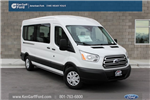 2018 Transit 350 Med Roof, Passenger Wagon #1F80697 - photo 1