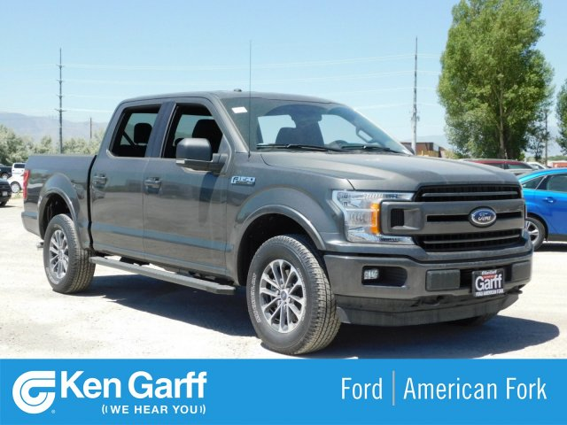 2018 F-150 SuperCrew Cab 4x4,  Pickup #1F80849 - photo 1