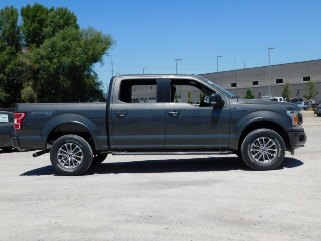 2018 F-150 SuperCrew Cab 4x4,  Pickup #1F80849 - photo 3
