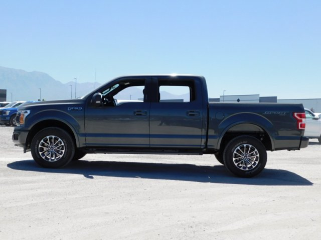 2018 F-150 SuperCrew Cab 4x4,  Pickup #1F80849 - photo 6