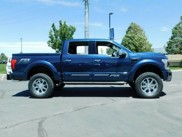 2018 F-150 SuperCrew Cab 4x4,  Pickup #1F80883 - photo 3