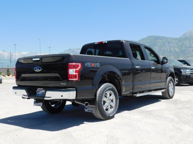 2018 F-150 SuperCrew Cab 4x4,  Pickup #1F80885 - photo 2