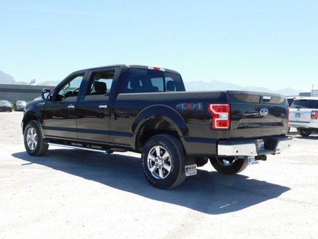 2018 F-150 SuperCrew Cab 4x4,  Pickup #1F80885 - photo 5