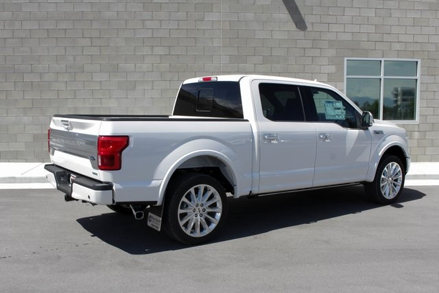 2018 F-150 SuperCrew Cab 4x4, Pickup #1F80892 - photo 2