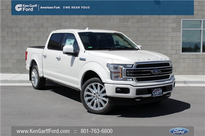 2018 F-150 SuperCrew Cab 4x4, Pickup #1F80892 - photo 1