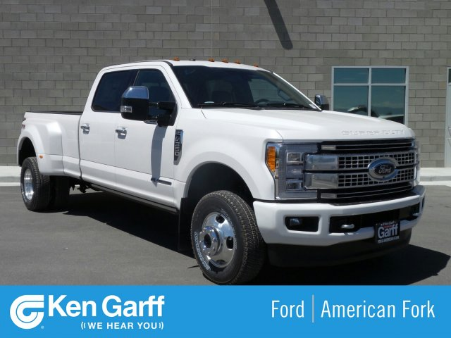2018 F-350 Crew Cab DRW 4x4,  Pickup #1F80930 - photo 1
