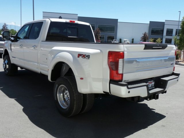 2018 F-350 Crew Cab DRW 4x4,  Pickup #1F80930 - photo 5
