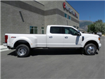 2018 F-350 Crew Cab DRW 4x4,  Pickup #1F80930 - photo 3