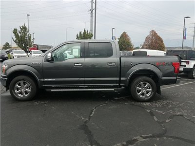 2018 F-150 SuperCrew Cab 4x4,  Pickup #1F80943 - photo 6