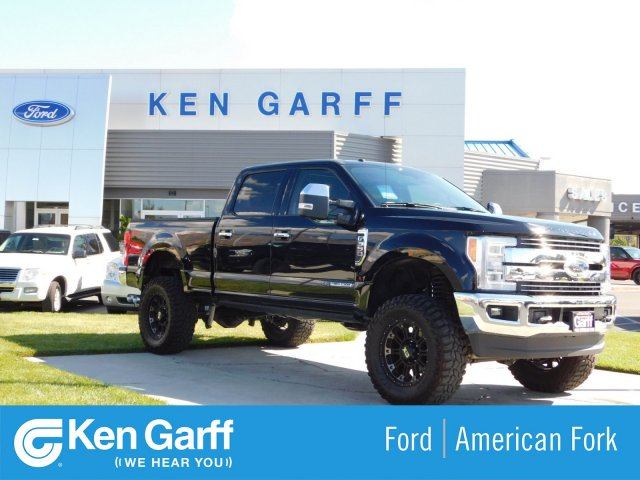2018 F-350 Crew Cab 4x4,  Pickup #1F81046 - photo 1